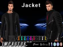 IMPACT- Jacket SLINK/BELLEZA/SIGNATURE/FITMESH/ALDIN/GAMIT/ONUP