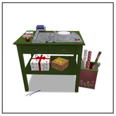 Belle Belle Gift Wrapping Table