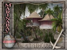 palm treehouse