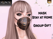HYPNOSE GROUP GIFT MASK STAY AT HOME