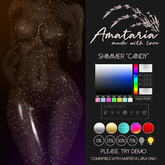 "Amataria - Shimmer ""Candy"""