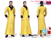%50SUMMERSALE Men's Traditional Caftan Outfit For Belleza Jake Slink Male Signature Gianni Ocacin Gamit Adin Classic