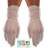 COVID 19 White Latex Rubber Gloves BENTO (Maitreya) BOXED
