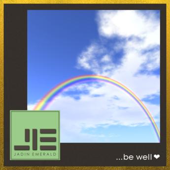 ♥ FREEBIE During Coronavirus to De-Stress ♥ Rainbow of Hope (Set of 6) - C/M (Wear to Unpack)