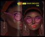 [AFROTAY] Bakari Sunglasses Pink