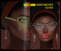 [AFROTAY] Bakari Sunglasses Fullpack