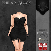 **Mistique** Philar Black (wear me and click to unpack)