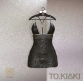 TO.KISKI - Katherina / Black - Box (add me)
