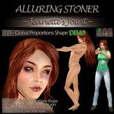 ~JJ~ Global Proportions DEMO Shape (Alluring Stoner)