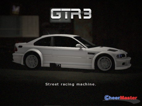 Street-Legal Converted Race Car