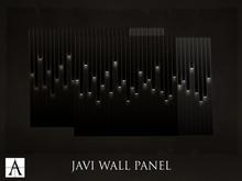 Architect. Javi Wall Panels (darks)