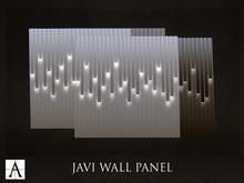 Architect. Javi Wall Panels (lights)