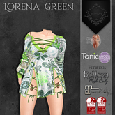 **Mistique** Lorena Green (wear me and click to unpack)