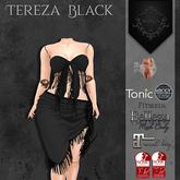 **Mistique** Tereza Black (wear me and click to unpack)