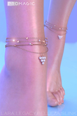 PROMAGIC Pari Anklets-Fatpack- Lara, Belleza, Slink & Legacy.