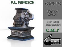 .:: QUTWORLD Elephant Statue::. FP
