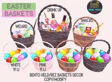 Junk Food - Easter Basket (Fatpack)