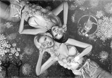 Secret Body - Girls and Daisies - Pose