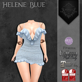 **Mistique** Helene Blue (wear me and click to unpack)