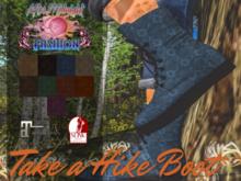 ::AMF:: Take A Hike Boots