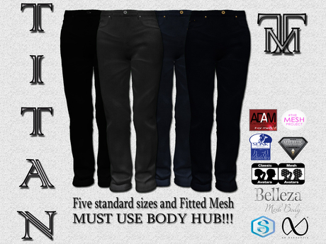 *TM* Classic Jeans Slimfit  boxed(Add ME)