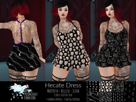 ::AMF:: Hecate Dress