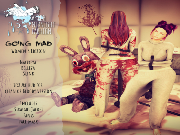 ::AMF:: Going Mad Women - Add to Open