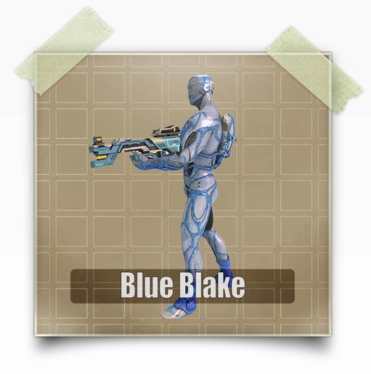 NPC Blue Blake