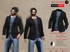 A&D Clothing - Blazer -Everet- Ebony