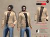 A&D Clothing - Blazer -Everet- Beige