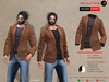 A&D Clothing - Blazer -Everet- Earth