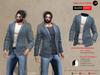 A&D Clothing - Blazer -Everet- Blue