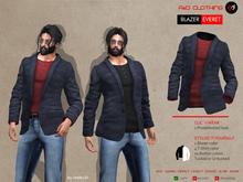 A&D Clothing - Blazer -Everet- Navy
