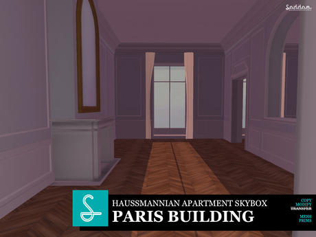 Haussmannian Apartment Paris Skybox - Building