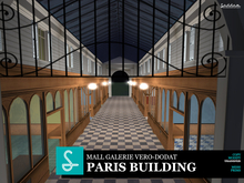 Mall Paris Galerie Vero-Dodat (Skybox) - Building