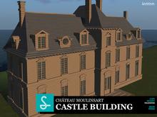 Castle Moulinsart - Building