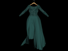 ::AMF:: Isobel Gown Green