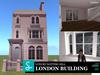 Single London Luxury Notting Hill House White - Building