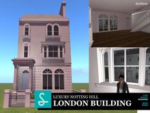 London Luxury NH Houses V1.02 White