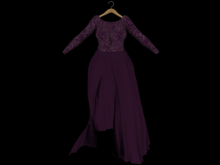 ::AMF:: Isobel Gown Plum - Rez to open