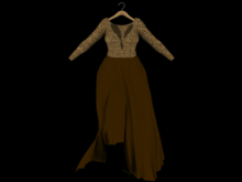 ::AMF:: Isobel Gown Gold- Rez to open