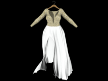 ::AMF:: Isobel Gown White