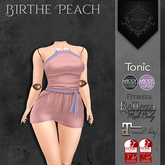 **Mistique** Birthe Peach (wear me and click to unpack)