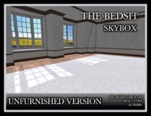 TMG - THE BEDSIT SKYBOX - UNFURNISHED*