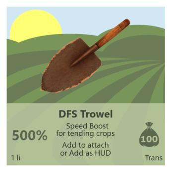DFS Trowel (500% x 100)