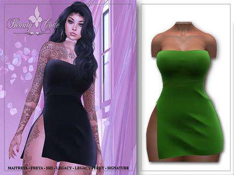 *Beauty Code* - Dres Lira Green - Unpack