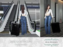 .::Dear Prudence::. Bento Suitcase