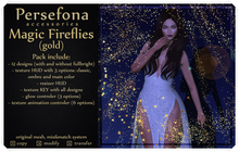 Persefona Magic Fireflies (gold)