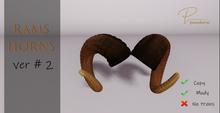 ..Pandora.. Rams Horns ver #2