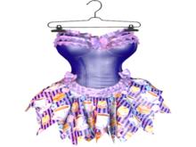 ::AMF:: Felicity Dress Tea Time